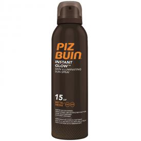 Piz Buin Instant Glow Skin Illuminating Sun Spray