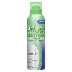 Mitchum Antiperspirant Deodorant Waterlilly