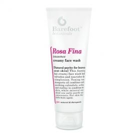 Barefoot Botanicals Rosa Fina Creamy Face Wash