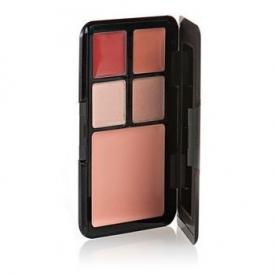 Luna Twilight Palette (lip gloss, eye shadow, blush) - Bella