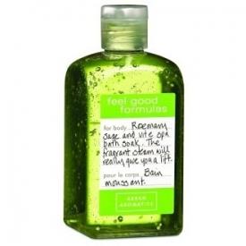Arran Aromatics Feel Good Formulas Spa Bath Soak with Rosemary, Sage & Vitamin E