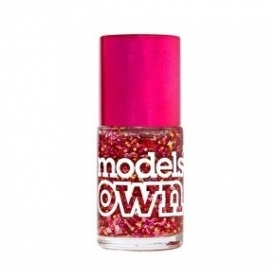 Models own mirrorball topcoat - Hot stuff