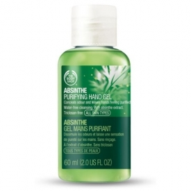 The Body Shop Absinthe Purifying Hand Gel