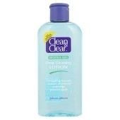Johnson's Clean & Clear Deep Cleansing Lotion