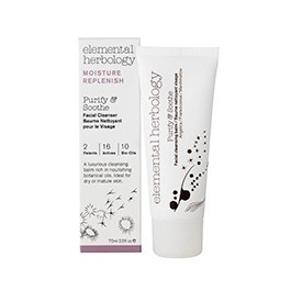 Elemental Herbology Purify & Soothe Facial Cleanser