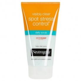 Neutrogena Visibly Clear Spot Stress Control Daily Scrub