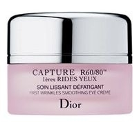 Christian Dior Capture R60/80 First Wrinkles Smoothing Eye Creme
