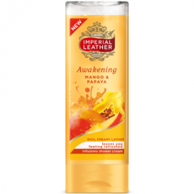 Imperial Leather Awakening Mango & Papaya Shower Cream
