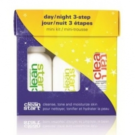 Clean Start by Dermalogica 3 Step Day and Night