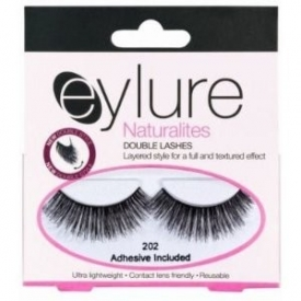 Eylure Naturalites Double False Eyelashes