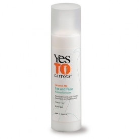Yes To Carrots Can you C Me Eye and Face Makeup Remover