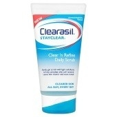 Clearasil Stayclear Scrub Wash
