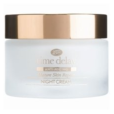 Boots Time Delay Anti-ageing Mature Skin Repair Night Cream