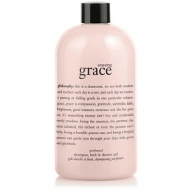 Philosophy Gmazing Grace Perfumed Shower, Bath & Shampoo
