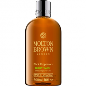 Molton Brown Black Peppercorn Body Wash - FORMERLY KNOWN AS Re-charge Black Pepper Bodywash