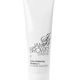 James Brown London Colour Enhance Shampoo