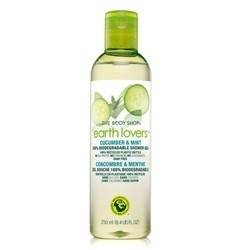The Body Shop Earth Lovers™ Cucumber & Mint Shower Gel