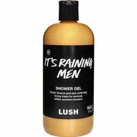 Lush It's Raining Men Shower Gel