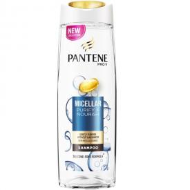 Pantene Pro-V Micellar Purify & Nourish Shampoo