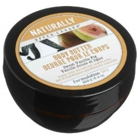 Naturally Body Butter Sweet Vanilla Fig