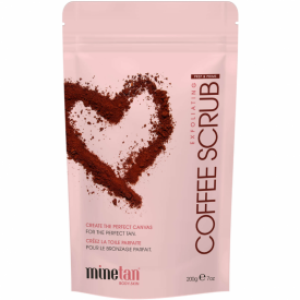 MineTan Coffee Scrub