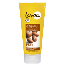 Lovea Bio Nourishing Hand Cream