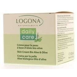 Logona Body Care  Bio Aloe & Olive Skin Cream