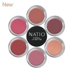 Natio Mineral Lip Butter Pot