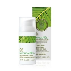The Body Shop Nutriganics™ Smoothing Eye Cream