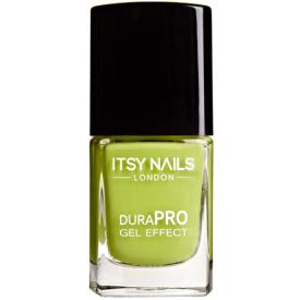 Itsy Nails London DuraPRO Gel Effect Nail Polish Green with Envy
