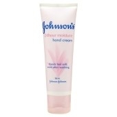 Johnson's Moisturising Hand Cream