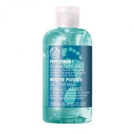 The Body Shop Peppermint Reviving Leg Gel