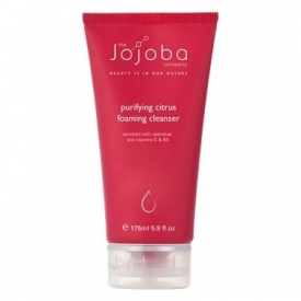 The Jojoba Company Purifying Citrus Foaming Cleanser