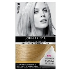 John Frieda Foam Colour - Light Natural Blonde N9