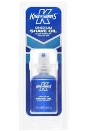 King of Shaves Kinexium Shave Oil