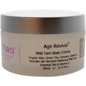 Thea Skincare Age-Revival Anti-Aging Wild Yam Body Creme