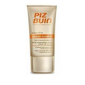 Piz Buin Gradual Self Tan Facial Moisturising Cream