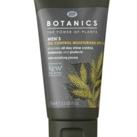 Botanics Men's Oil Control Moisturiser SPF 15