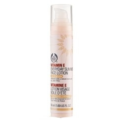 The Body Shop Vitamin E Everyday Summer Face Lotion
