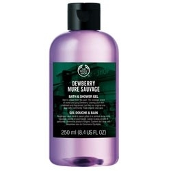 The Body Shop Dewberry Bath and Shower Gel