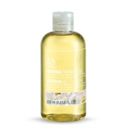 Body Shop Moringa Shower Gel