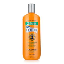 Breakthru Fortifying Moisturizing shampoo