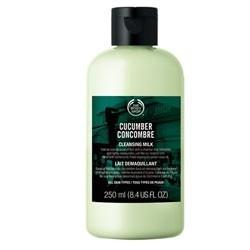 The Body Shop Cucumber Cleansing Milk