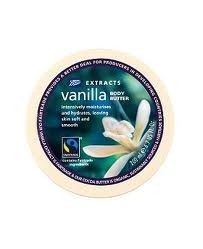 Boots Extracts Fairtrade Vanilla Body Butter