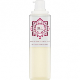 Ren Damask Rose Ramnose Biosaccharide Body Cream