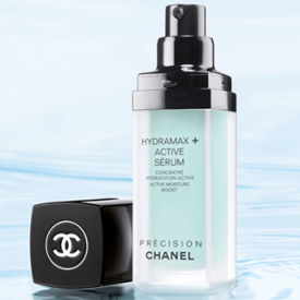Chanel Precision Hydramax + Serum Intense Moisture Boost