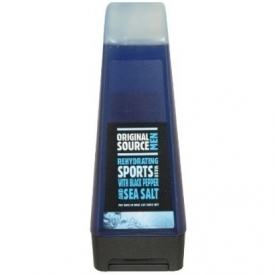 Rehydrating Sports Wash with Black Pepper & Sea Salt