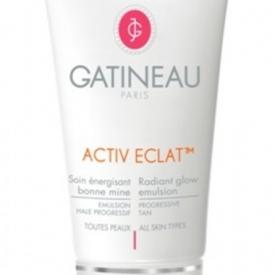 Gatineau Activ Eclat Radiance Glow Emulsion Progressive Tan