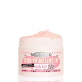 Soap & Glory Scrub 'Em and Leave 'Em Body Buff