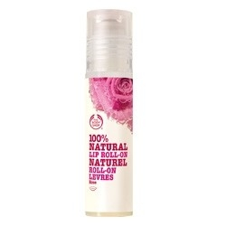 The Body Shop Natural Lip Roll On - Rose
